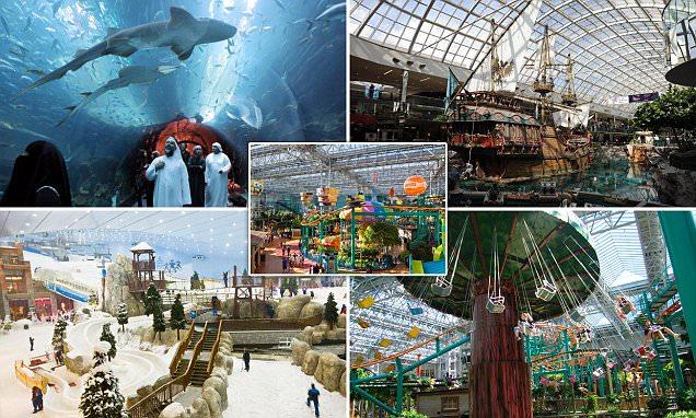 United Arab Emirates - Dubai - Aquarium in the Dubai Mall