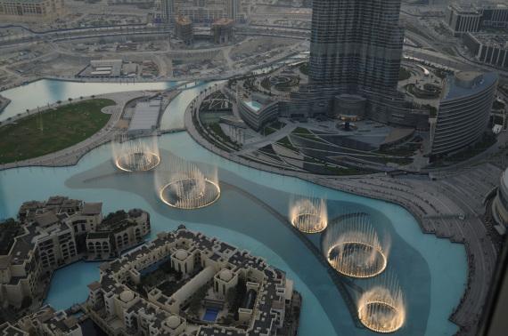 Burj Khalifa, Dubai, United Arab Emirates, 2010