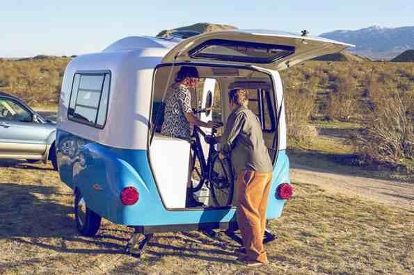 بالصور والفيديو أفضل عربة للتخييم والرحلات Adaptiv سفاري نت