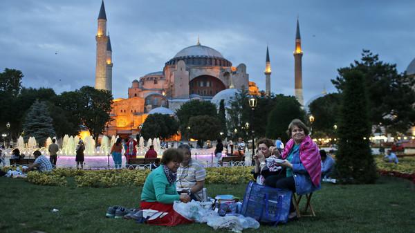 Turkey Ramadan
