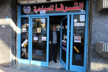 شركة سياحة في غزة تستحضر عصر الخمسينيات الذهبي