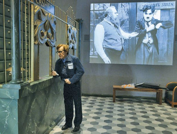 SWITZERLAND-LIFESTYLE-MUSEUM-FILM-CHAPLIN