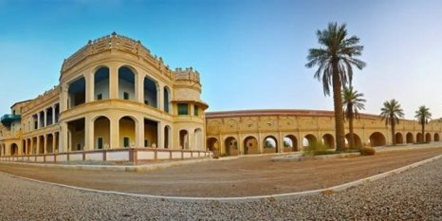 قصر الملك عبد العزيز التاريخي في الخرج