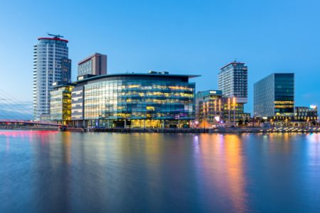 MediaCity UK, Salford Quays, Manchester, UK