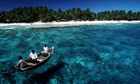 Maldives fishermen