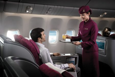 After spilling his red wine, our tester's neighbour waited more than 15 minutes for staff to respond, several of whom were sharing a joke at the back of the plane.