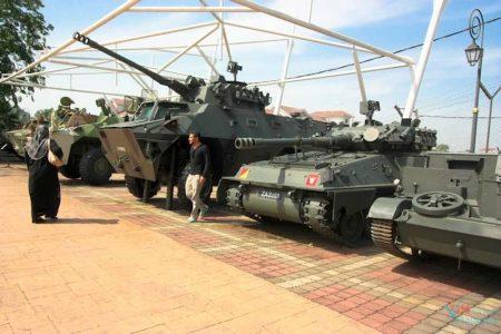 Sepang,Port Dickson,Muzium Tentera Darat