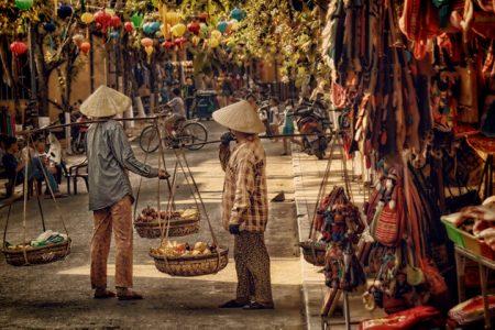 Photo captured during trip to Vietnam at Hội An (Minh An)