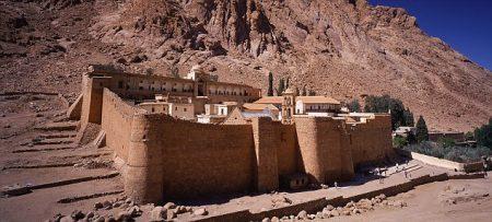 Egypt, Sinai, Mt Sinai, Mount Sinai, Travel Destination, The Orthodox Monastery of St Catherine