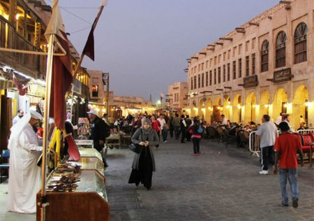 bc491d54170f0 هو أقدم وأشهر الأسواق الشعبية في قطر وفي منطقة الخليج العربي كله، حيث يعود  تاريخ نشأته إلى ما قبل 200 عاماً، ويقدم لزواره تجربة ممتعة تربط الماضي  العريق ...