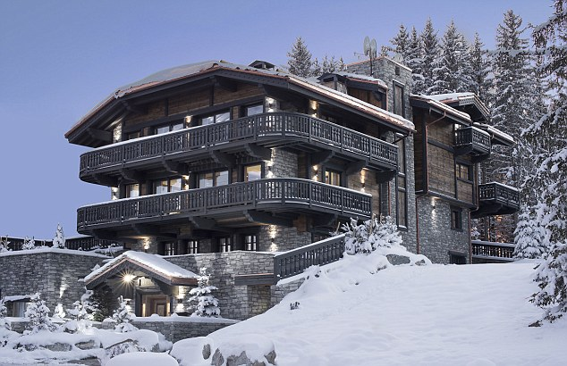 Chalet Edelweiss, Courchevel 1850, France Image via MOS features reporter Nick Pryer Size certainly counts when it comes to ski-in, ski-out accommodation on the side of the Bellecote piste where real estate and flawless diamonds are equally precious. With 3,000 square meters, spread over seven floors, linked by elegant central stair case or lift, sleeping 16 in eight, beautifully appointed, double ensuite bedrooms, makes Edelweiss the largest, and possibly most expensive private chalet, in affluent Courchevel. Factor in a whole floor dedicated to an opulent spa boasting giant swimming pool, relaxation beds, bar, sauna, hot tub, massage and steam rooms, another floor with lounge and state of the art night club, save mention of sumptuous cinema suite, gym and billiard table, this constitutes one the most desirable properties in the Alps. Low £67,400 - High £294,770
