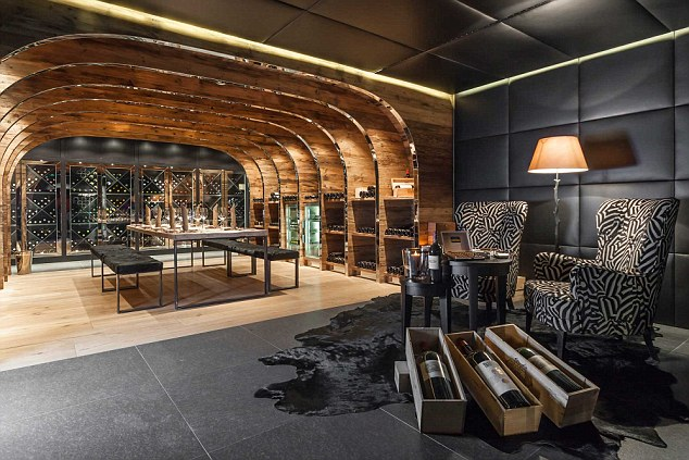 Chalet N, Oberlech, Austria Image via MOS features reporter Nick Pryer Through its bullet proof glass windows, this handsome, piste-side structure looks down on the affluent resort of Lech which has long been a favourite of British royalty and glitterati galore. Exclusive use of Chalet N's 11 suites (accommodating 22 guests including four children) for a high season week costs a cool £415,000, so expect Swarovski beaded shower curtains, Bulgari Kids toiletries and an army of 26 fawning staff to cater for your every whim. A lift delivers skiers directly to the slopes or health club and spa if preferred. Soaking in the swimming pool or outdoor hot tubs, with butler served glass of fizz, gazing at the impressive Arlberg massif, may seem a trifle taxing. So why not take a nap on your down and feather mattress and rest your head on the pillow, thoughtfully monogrammed with your initials. Keen skiers have another bonus. Owing to a lift link, installed this summer, Oberlech is now part of Austria's largest ski area including the slopes of St Anton. Low £177,826 - High £415,000