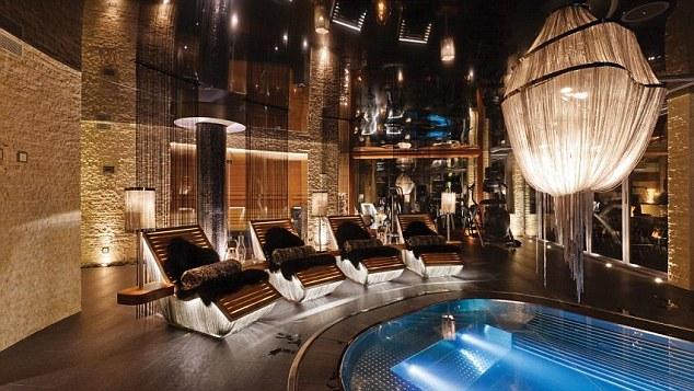 Chalet Zermatt Peak is a luxury 5 star chalet located in the heart of Zermatt, with views overlooking the village and of the iconic Matterhorn. Situated in one of the world's most desirable locations, this is a unique opportunity to rent an exceptional chalet, with award-winning staff and service for the holiday of a lifetime. Image from internet - for Nikki http://www.chaletzermattpeak.com/en