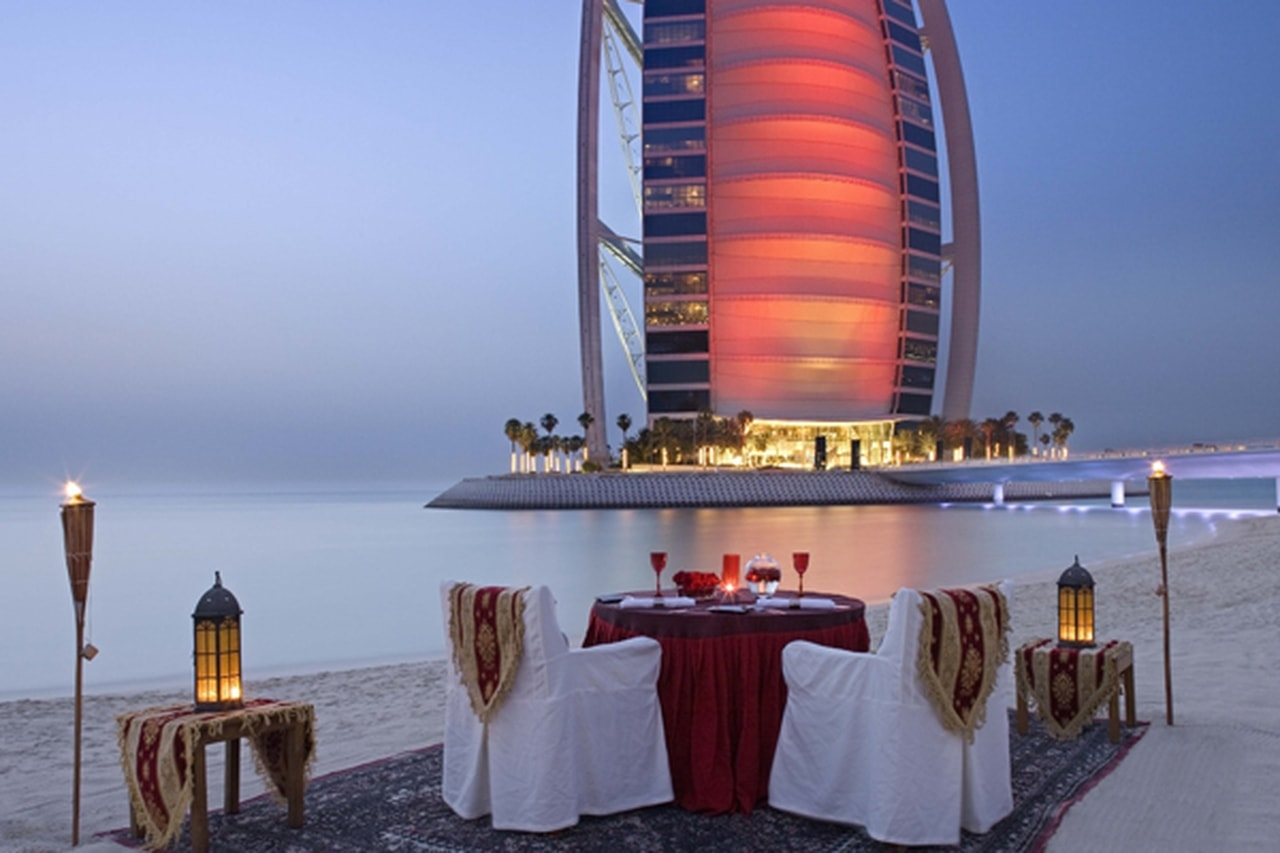 for Best private dining rooms dubai