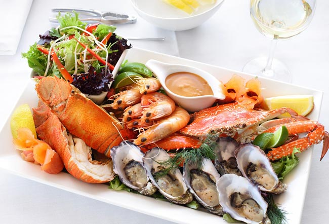 Best Seafood Restaurant Perth