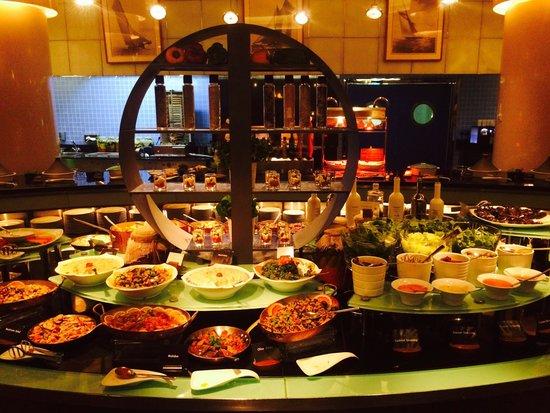Holiday Inn Khobar Restaurant