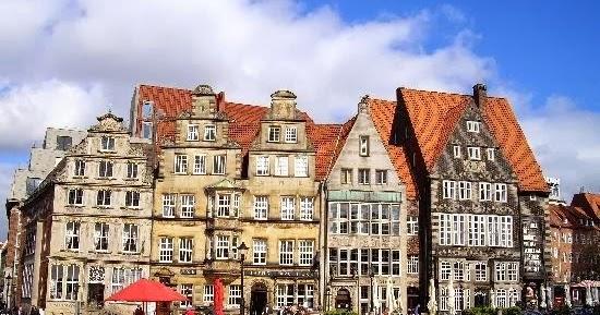 بالصور .. اجمل المعالم السياحية في مدينة بريمن الالمانية