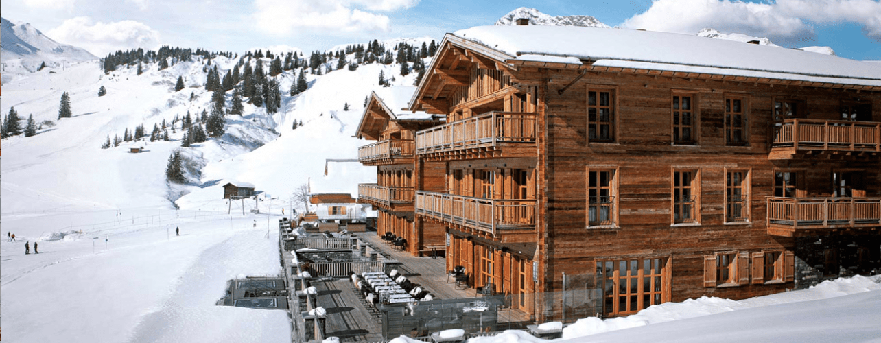 59dc400bb بالصور|شاليه فاخر وسط الثلوج في النمسا – سفاري نت