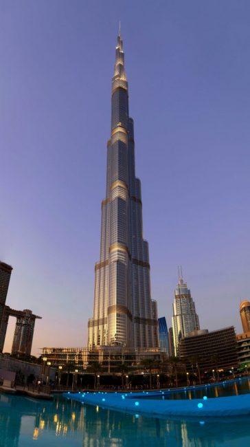 لا تفوتوا مشاهدة عروض نافورة دبي الرائعة عن قرب سفاري نت