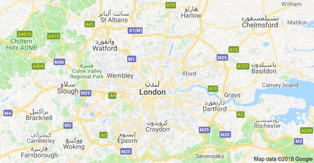 بالصور تعرف على خريطة لندن السياحية سفاري نت