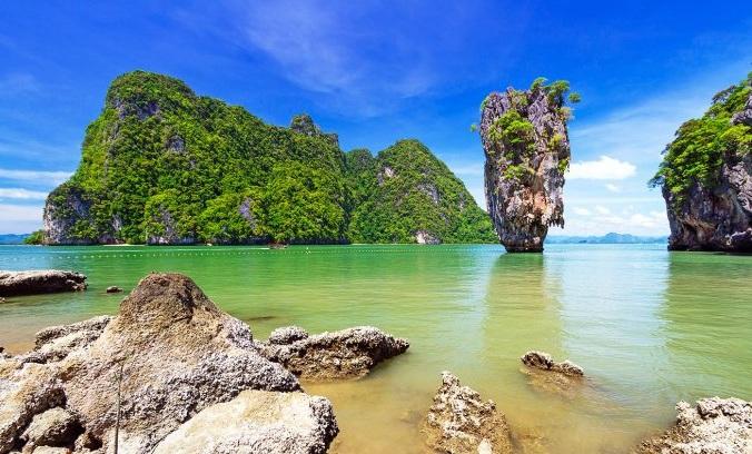 بالصور .. أجمل مناظر طبيعية خلابة في تايلاند