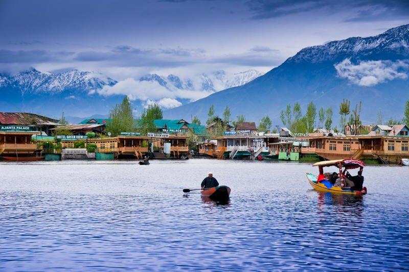أجمل المناظر الطبيعية الخلابة الهندية